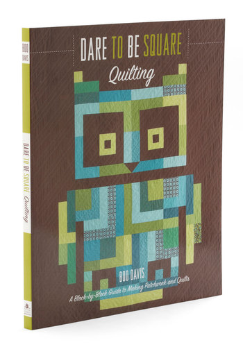 Dare to Be Square Quilting - Multi, Handmade & DIY