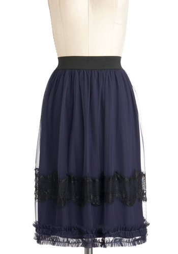 A Midnight's Tale Skirt
