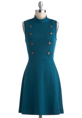 A Matter of Tact Dress