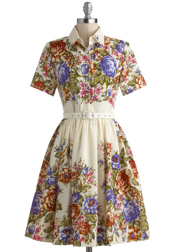 Whirled of Possibilities Dress