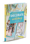 Decorate Workshop by Chronicle Books - Multi, Vintage Inspired, Dorm Decor, Handmade & DIY