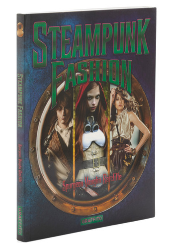 Steampunk Fashion - Multi, Vintage Inspired, Dorm Decor, Statement, Steampunk