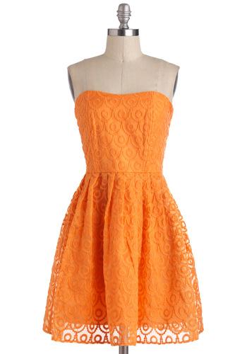 Glow Dancing Dress