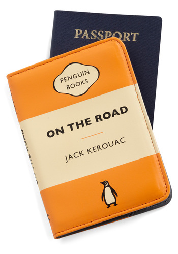 Plot Your Course Passport Cover - Travel, Travel, Orange, Vintage Inspired, Graduation