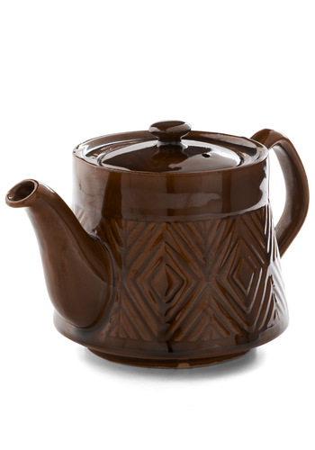 Vintage Steeped in Style Teapot