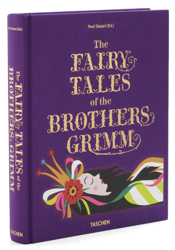 The Fairy Tales of the Brothers Grimm - Purple, Fairytale, Beach/Resort