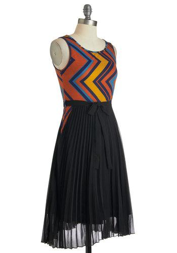 Dramatic Side Dress