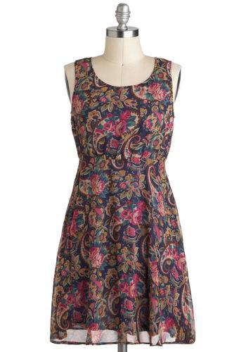 Hit the Dance Fleur Dress
