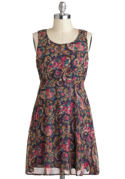Hit the Dance Fleur Dress