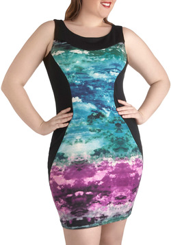 Sunset the Bar Dress - Plus Size
