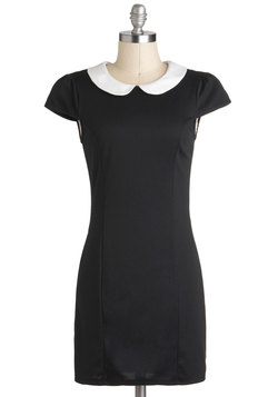 Hello Collar Dress