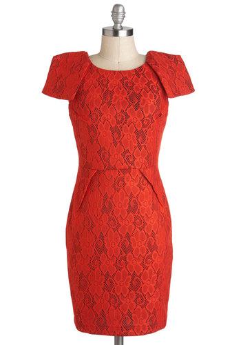 Paprika My Interest Dress