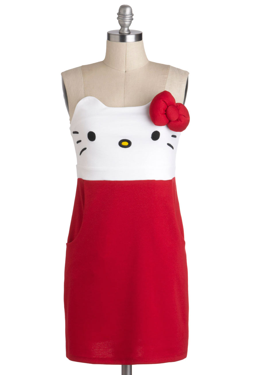 Hello Kitty Dresses For Women