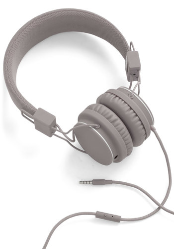 Thoroughly Modern Musician Headphones in Grey by Urbanears - Grey, Urban, Minimal, Music, Graduation