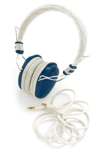 Set the Tune Headphones in Blue - Blue, Music