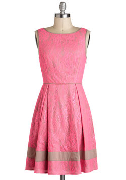 Cupcakes and Candles Dress