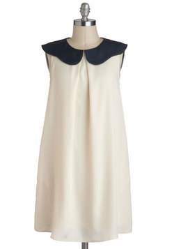 Simplicity is Sweet Dress in Ivory