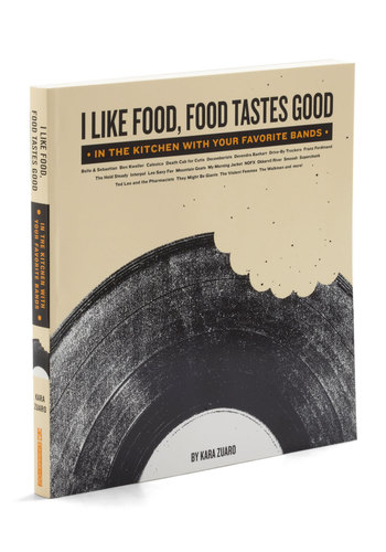I Like Food, Food Tastes Good - Multi, Quirky, Music
