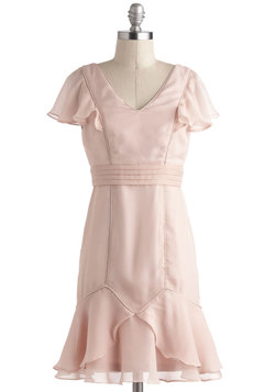 Rose Quartz Reverie Dress