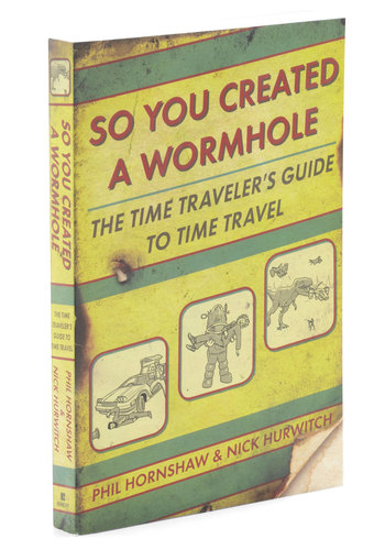 So You Created a Wormhole by Penguin Books - Multi, Dorm Decor, Travel, Quirky, Scholastic/Collegiate