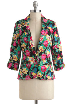 Take the Fleur Blazer