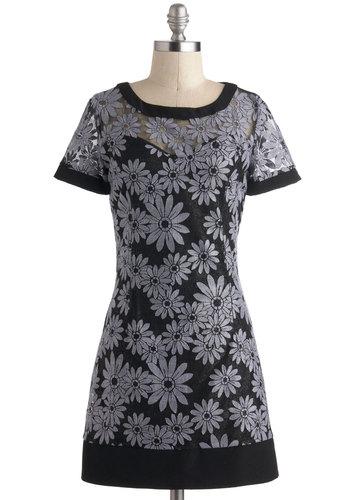 Light Up the Bloom Dress