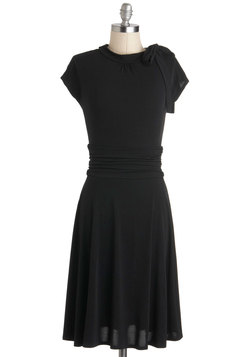 Dance Floor Date Dress in Midnight