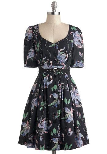 Day by Daylily Dress