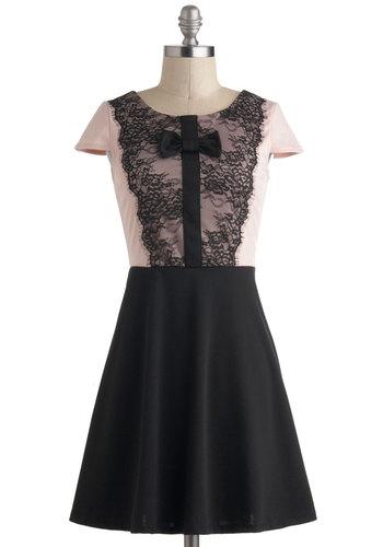 Pretty In Sync Dress