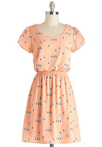 Take Your Peck Dress