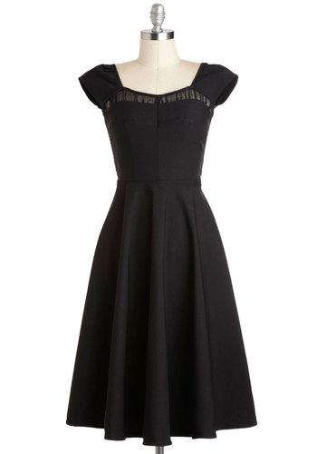Masterful Monologue Dress