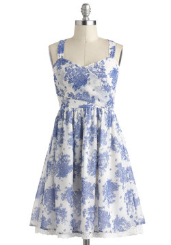 Georgette on My Mind Dress