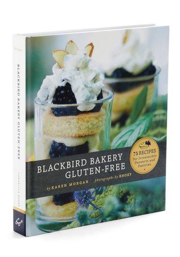Blackbird Bakery Gluten-Free Cookbook by Chronicle Books - Multi, Handmade & DIY