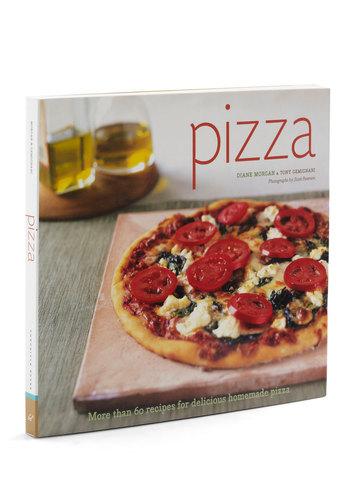 Pizza by Chronicle Books - Multi, Dorm Decor, Handmade & DIY