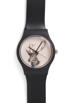 times gone by watch in fauna (modcloth)
