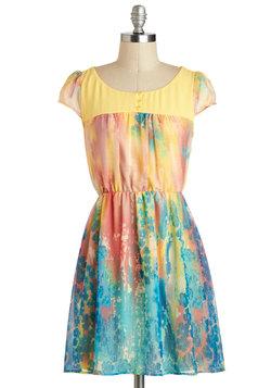 Printmaking an Impression Dress