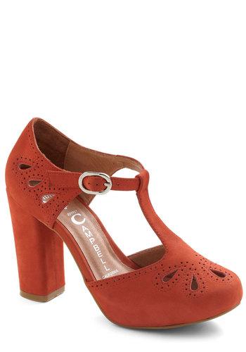 Shoes Your Own Adventure Heel
