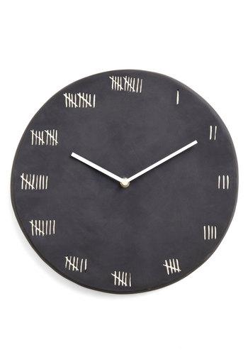 Chalk at Length Clock