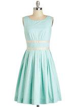 Convivial Pursuit Dress