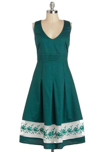 Spruce Up Dress