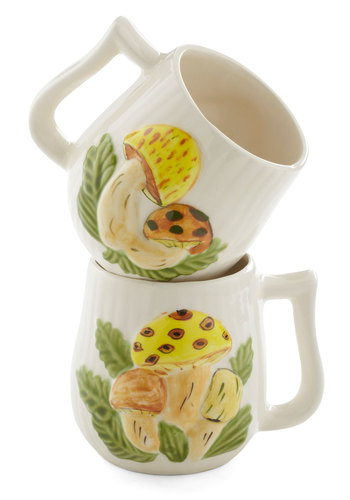 Vintage Spore Another Cup Mug Set