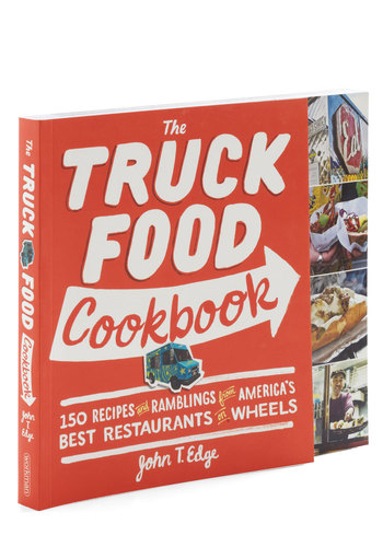 The Truck Food Cookbook - Multi