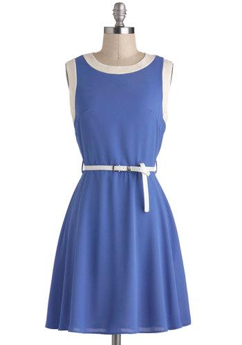 Good to Go-Go Dress