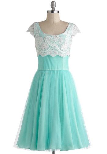 Breathtaking Belle Dress