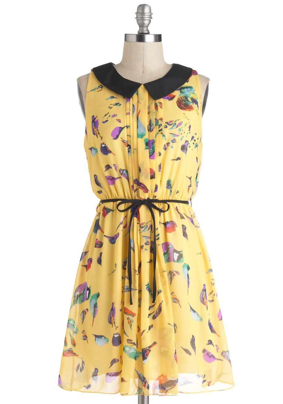 Field Guide To Fashion Dress Mod Retro Vintage Dresses