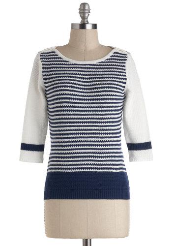 Need I Sail More Sweater