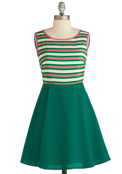 Rose Garden Color Story Dress