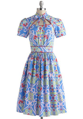 Belle of the Bake Sale Dress