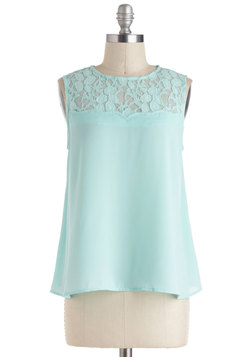 Airy Princess Top
