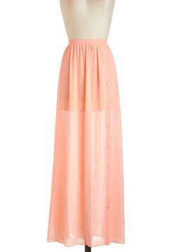 Outdoor Music Fête Skirt